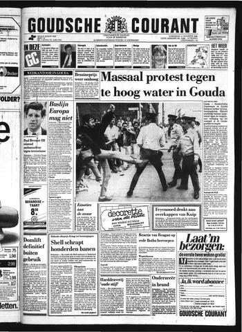 Goudsche Courant 1986-08-14