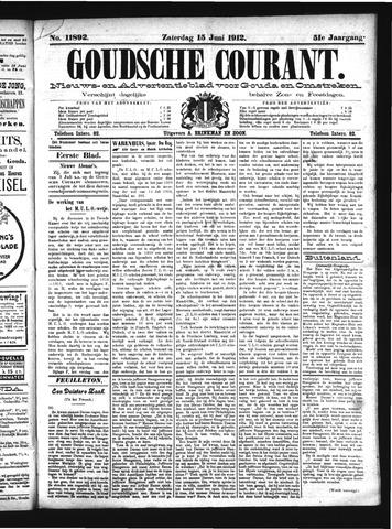 Goudsche Courant 1912-06-15