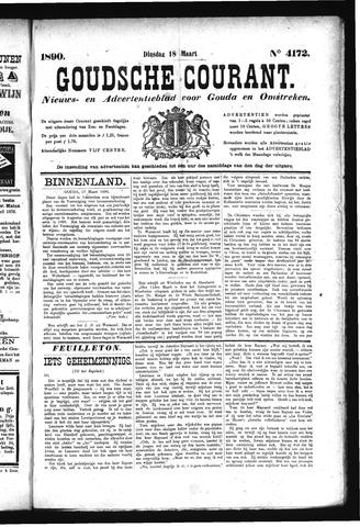 Goudsche Courant 1890-03-18