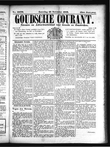 Goudsche Courant 1906-11-10