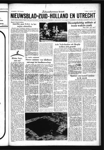 Schoonhovensche Courant 1963-08-02
