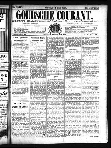 Goudsche Courant 1914-07-14