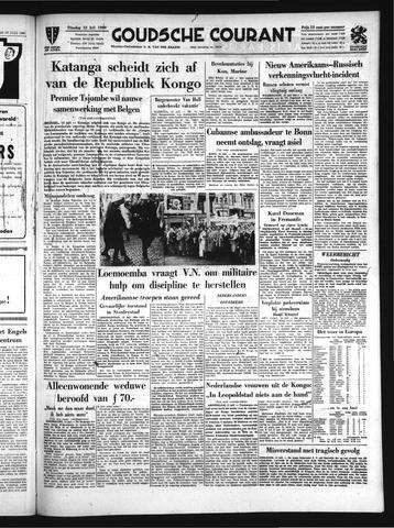 Goudsche Courant 1960-07-12