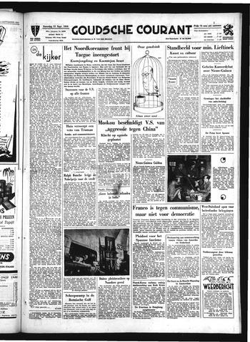 Goudsche Courant 1950-09-23