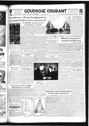 Goudsche Courant 1954-02-18