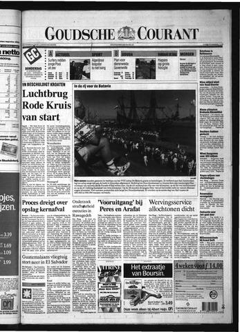 Goudsche Courant 1995-08-10