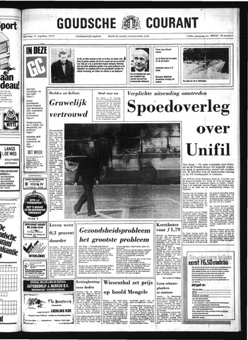 Goudsche Courant 1979-08-11