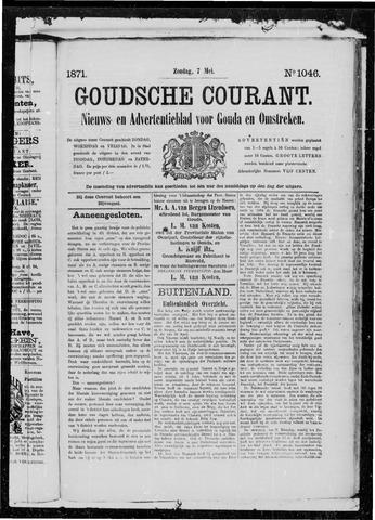 Goudsche Courant 1871-05-07