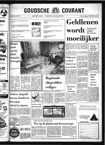 Goudsche Courant 1979-04-21
