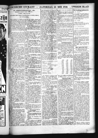 Goudsche Courant 1936-05-23