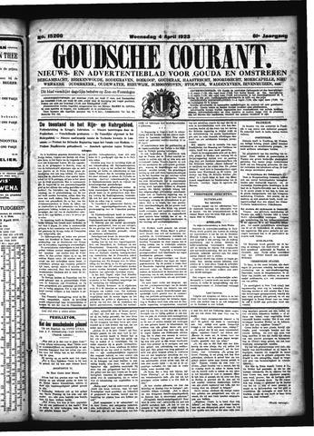 Goudsche Courant 1923-04-04