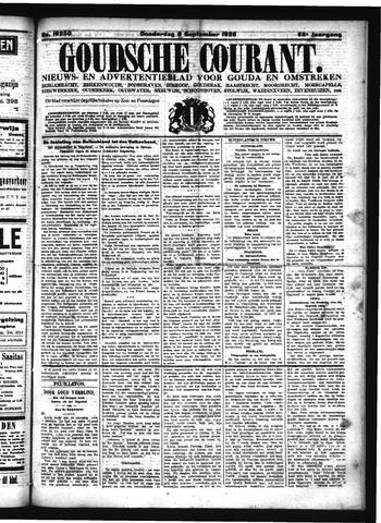 Goudsche Courant 1926-09-09
