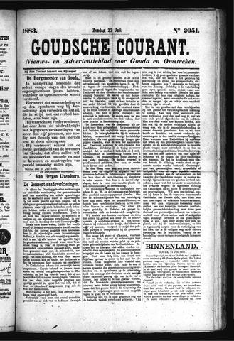 Goudsche Courant 1883-07-22