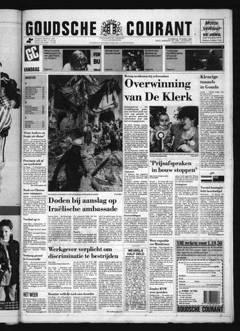 Goudsche Courant 1992-03-18