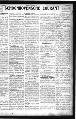 Schoonhovensche Courant 1944-11-03