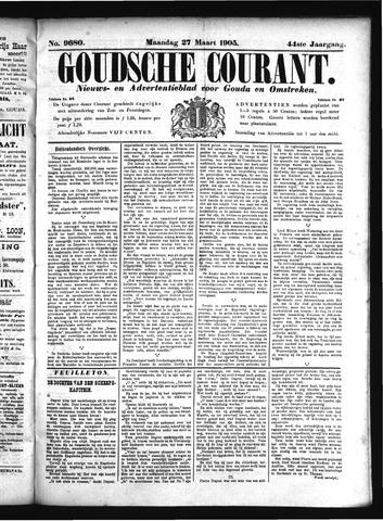 Goudsche Courant 1905-03-27