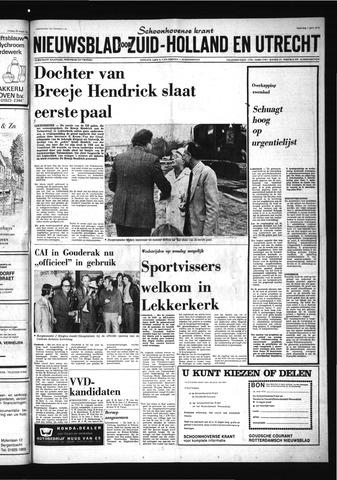 Schoonhovensche Courant 1974-04-01