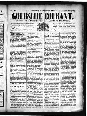 Goudsche Courant 1895-09-25
