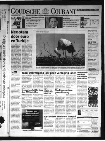 Goudsche Courant 2005-05-19
