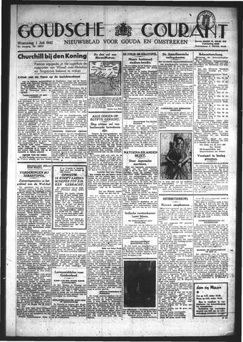 Goudsche Courant 1942-07-01