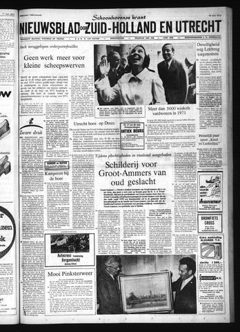 Schoonhovensche Courant 1972-05-19