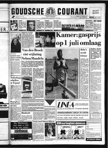 Goudsche Courant 1986-02-14
