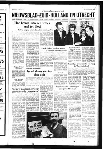 Schoonhovensche Courant 1969-01-13