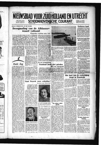 Schoonhovensche Courant 1953-03-13