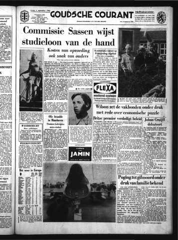 Goudsche Courant 1966-09-06