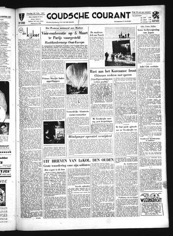Goudsche Courant 1951-02-20