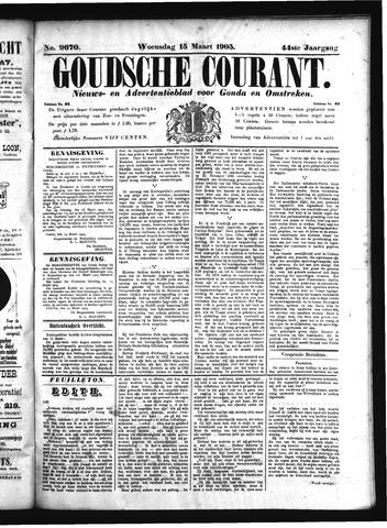 Goudsche Courant 1905-03-15