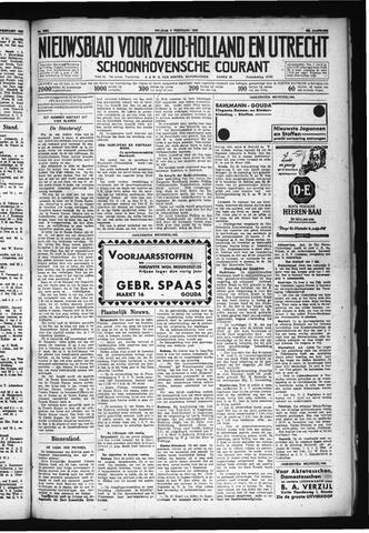 Schoonhovensche Courant 1930-02-07