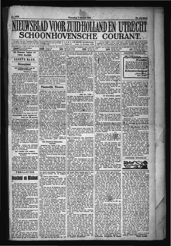 Schoonhovensche Courant 1929-01-02