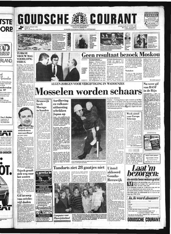 Goudsche Courant 1986-11-22
