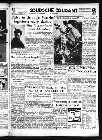 Goudsche Courant 1958-03-04
