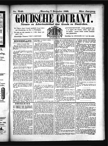 Goudsche Courant 1896-12-07