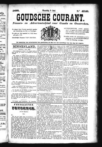 Goudsche Courant 1890-06-09