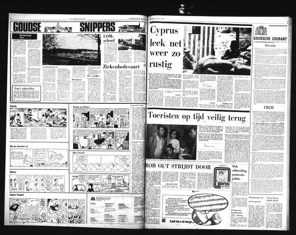 Goudsche Courant 1974-07-20