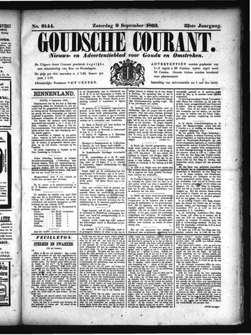 Goudsche Courant 1893-09-09