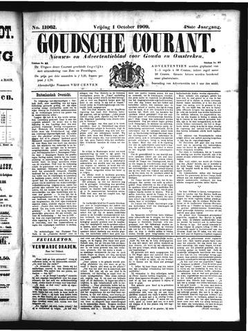 Goudsche Courant 1909-10-01
