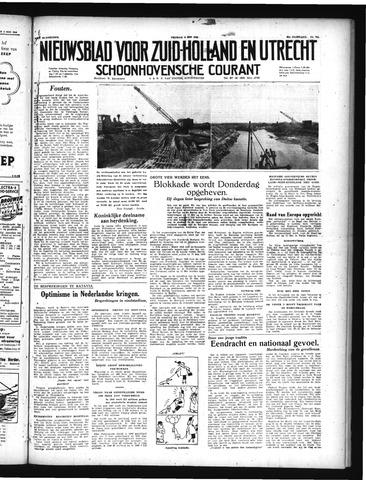 Schoonhovensche Courant 1949-05-06