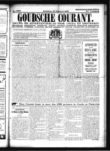 Goudsche Courant 1929-02-23