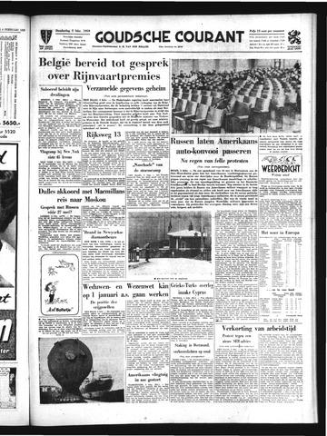 Goudsche Courant 1959-02-05