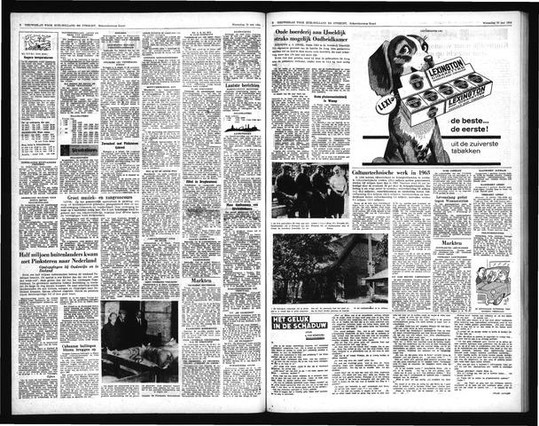 Schoonhovensche Courant 1964-05-20