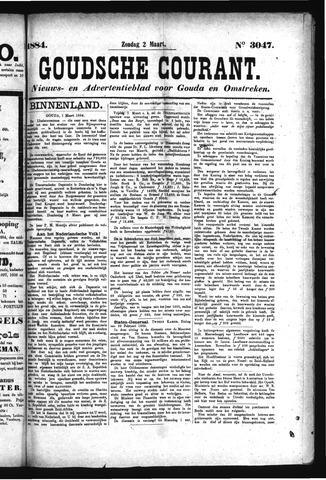 Goudsche Courant 1884-03-02