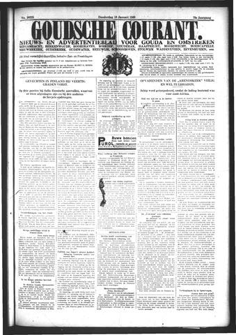 Goudsche Courant 1940-01-18