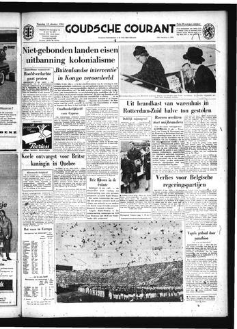 Goudsche Courant 1964-10-12