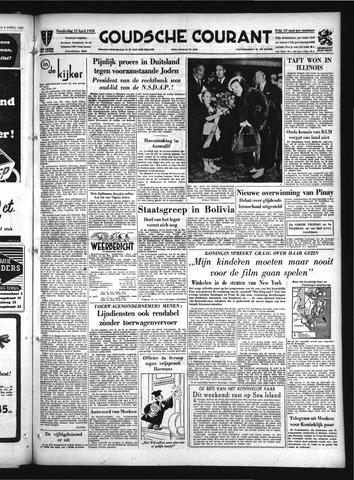 Goudsche Courant 1952-04-10