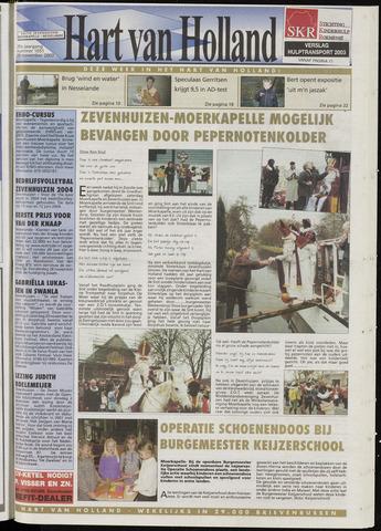 Hart van Holland 2003-11-26