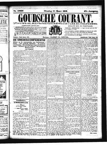 Goudsche Courant 1919-03-18